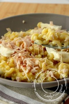 Risotto ham-shells of Jean-François Piège happypapilles. Risotto, Cooking Chef, Cooking Recipes, Healthy Recipes, Chefs, Food Porn, Salty Foods, Pasta Recipes, Food Inspiration