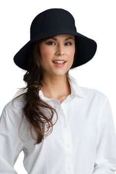 a0d6bccb Marina Sun Hat: Sun Protective Clothing - Coolibar Bucket Hat Outfit, Sun  Hats For