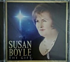 The  Gift by Susan Boyle CD, Nov-2010 Brand New! See Now on EBAY $3.99