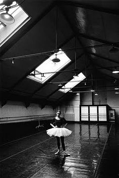 Ballerina 'tude