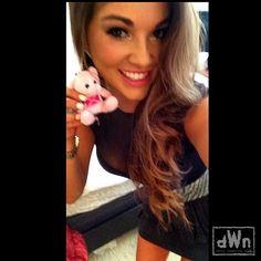Beautiful New Selfie of NXT Diva Devin Taylor http://dailywrestlingnews.com/?p=67272