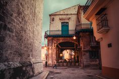 Cuba - Havana at Dawn in Cathedral Square | Traveling Lens