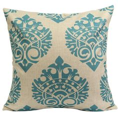 New Retro Geometric Cotton Linen Pillow Case Cushion Covers Home Sofa Car Decors in Home, Furniture & DIY, Home Decor, Cushions | eBay