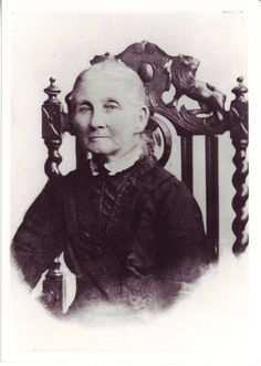 Emma Robinson (nee Fordham) born 1847 in Little Stukeley, and died in Yaxley in 1930. She was the mother of John Robinson (1866-1951).