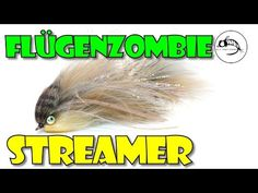 Flügenzombie Streamer by Fly Fish Food - YouTube