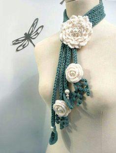 Crochet Bisutería