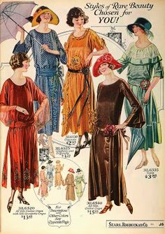 Women's Fashion Advice To Help You Look Your Best 20s Fashion, Black Girl Fashion, Fashion History, Art Deco Fashion, Everyday Fashion, Vintage Fashion, Victorian Fashion, Fashion Rings, Fashion Ideas