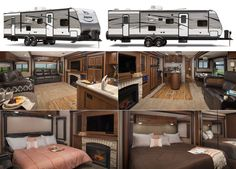 - My most creative list Luxury Bus, Luxury Homes, Jayco Campers, Rv Trailers, Camping Trailers, Travel Trailers, Fifth Wheel Toy Haulers, Room Color Schemes, Expensive Houses