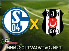 O Schalke 04 enfrenta o Besiktas em Jogo Amistoso as 13h e você vai ver ao vivo aqui no goltvaovivo.net