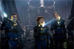 """Prometheus : """"entre Alien et Blade Runner"""""""
