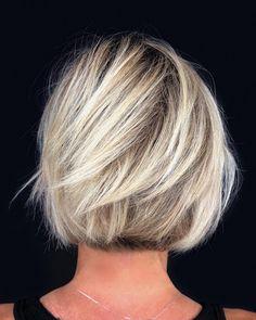 Textured | soft | balayage | bob ✂️ #hair #hairstyles #hairstylist #bobhaircut