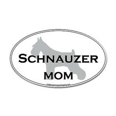 ...because Schnauzer Mom's are cool!