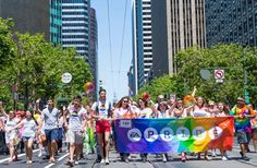 With a penchant for the colorful and bold, LGBT pride festivals around the globe bring out the best in cities.
