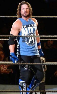 WWE World Championship | AJ Styles