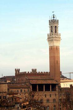 Palazzo Comunale #Siena #Italy