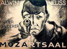 Josef Fenneker, Der Wilderer, 1918
