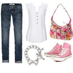 everyday me, created by lyndseyshively on Polyvore