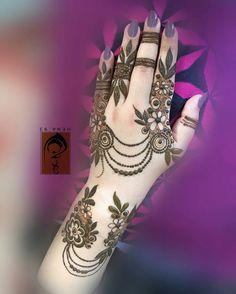 Khafif Mehndi Design, Mehndi Designs Book, Mehndi Designs For Girls, Mehndi Designs 2018, Mehndi Designs For Beginners, Stylish Mehndi Designs, Dulhan Mehndi Designs, Mehndi Designs For Fingers, Mehndi Design Pictures