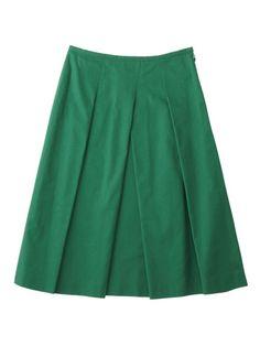 LE TiROiR de DRESSTERIOR(Ladies)(ル ティロワ ドゥ ドレステリア)通販  ミモレ丈プリーツスカート