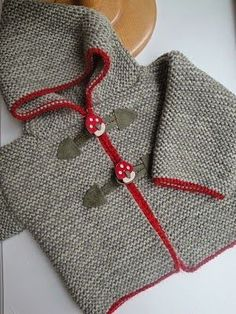 Knitting Baby Pullover Products 16 Ideas For 2019 Knitting For Kids, Crochet For Kids, Baby Knitting Patterns, Baby Patterns, Knitting Projects, Hand Knitting, Knit Crochet, Crochet Patterns, Knitted Baby