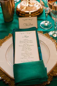 Wizard of Oz Party Inspiration menu ideas. Photography by www.emmaandjosh.com. Paper goods by thepaperdoor.net. Design by cobaltevents.com.