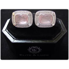 Elite & Luck Cufflinks Lookbook photo on Instagram @eliteandluck #Luxury #Gemstone #Cufflinks #CrystalHealing