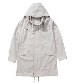 nanamica / Splash Shell Coat