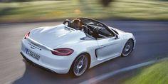 Porsche Boxster Photo