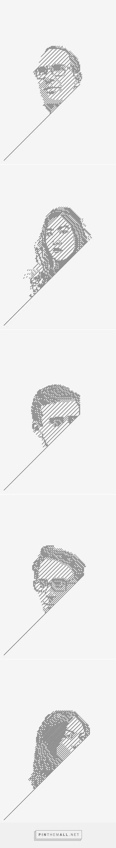 Melvin Galapon – Slash Portraits