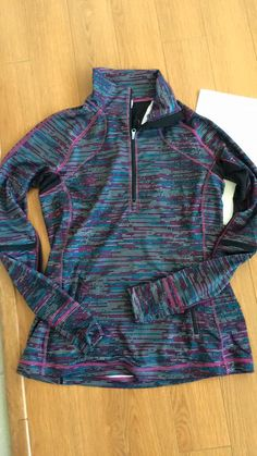 Seawheeze 2016 Race with Grace 1/2 zip, size 8