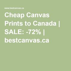 Cheap Canvas Prints to Canada | SALE: -72% | bestcanvas.ca