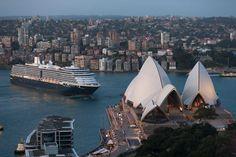 Carnival Australia - Holland America Line images