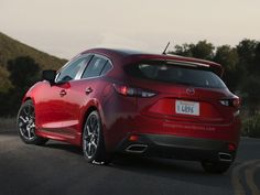 Mazda 3 MPS 2014
