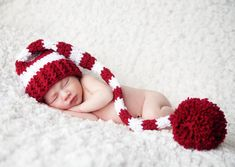 Image result for christmas newborn photos
