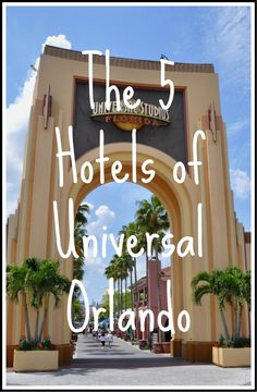 The 5 Hotels at Universal Orlando- An Overview - Travel With The Magic Orlando Travel, Orlando Vacation, Florida Vacation, Disney World Trip, Disney Vacations, Disney Trips, Universal Studios Hotels, Universal Orlando, Unversal Studios Orlando