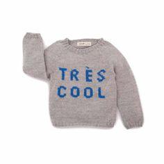"Oeuf NYC Sweater aus Babyalpaka ""Tres Cool"""