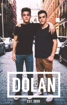 twins, dolan, and ethan dolan image