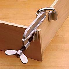 Right Angle Torsion-Box Clamp