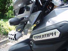 2012 Triumph Tiger Explorer