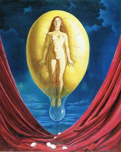 卵を背負った天使(1964年)