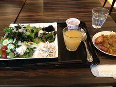 EDO FOODs SAMURAI cafe→Breakfast♪