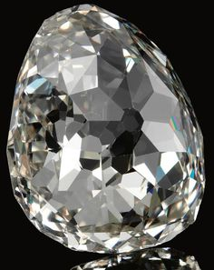 The Beau Sancy - a carat modified pear double rose-cut diamond previously owned by the royal family of Prussia. Via Diamonds in the Library. Crystals Minerals, Rocks And Minerals, Stones And Crystals, Gems Jewelry, Gemstone Jewelry, Diamond Jewelry, Jewellery, Rocks And Gems, Diamond Gemstone
