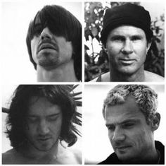 Red Hot Chilli Peppers   - Crossover