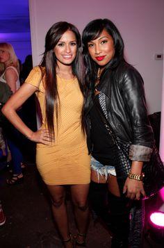 """""""Rosci Diaz & Melanie Fiona""""-- i adore melanie!!"""