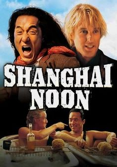 Shanghai Noon brings Jackie Chan and Owen Wilson together in this western comedy and the chemistry works well between the two. This storyline is a bit thin but the action and acting brings this movie together along with the witty dialog that sometime is corny but works well in this movie. These two should more movies together.