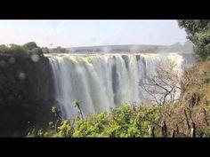 폭포2,  빅토리아 폭포(Victoria falls)
