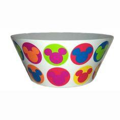 Mickey Mouse Pop Art Bowl