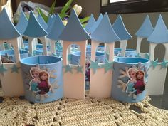 Enfeite de mesa Frozen Disney 1 | M&M Lembrancinhas | Elo7