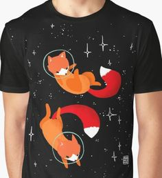 Graphic T-Shirt by CaylaChicovsky