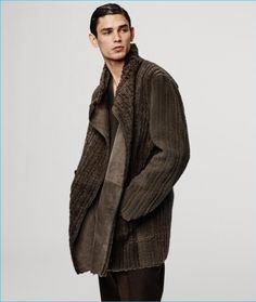 On the heels of exploring Giorgio Armani's fall-winter 2016 campaign, we dive completely into the season with the Italian fashion house's newest lookbook. Delivering a rich experience, Armani's signature use of various textures and relaxed silhouettes comes together with an effortless finesse. Starring in the stylish seasonal photo shoot, models Arthur Gosse and Xavier Serrano... [Read More]